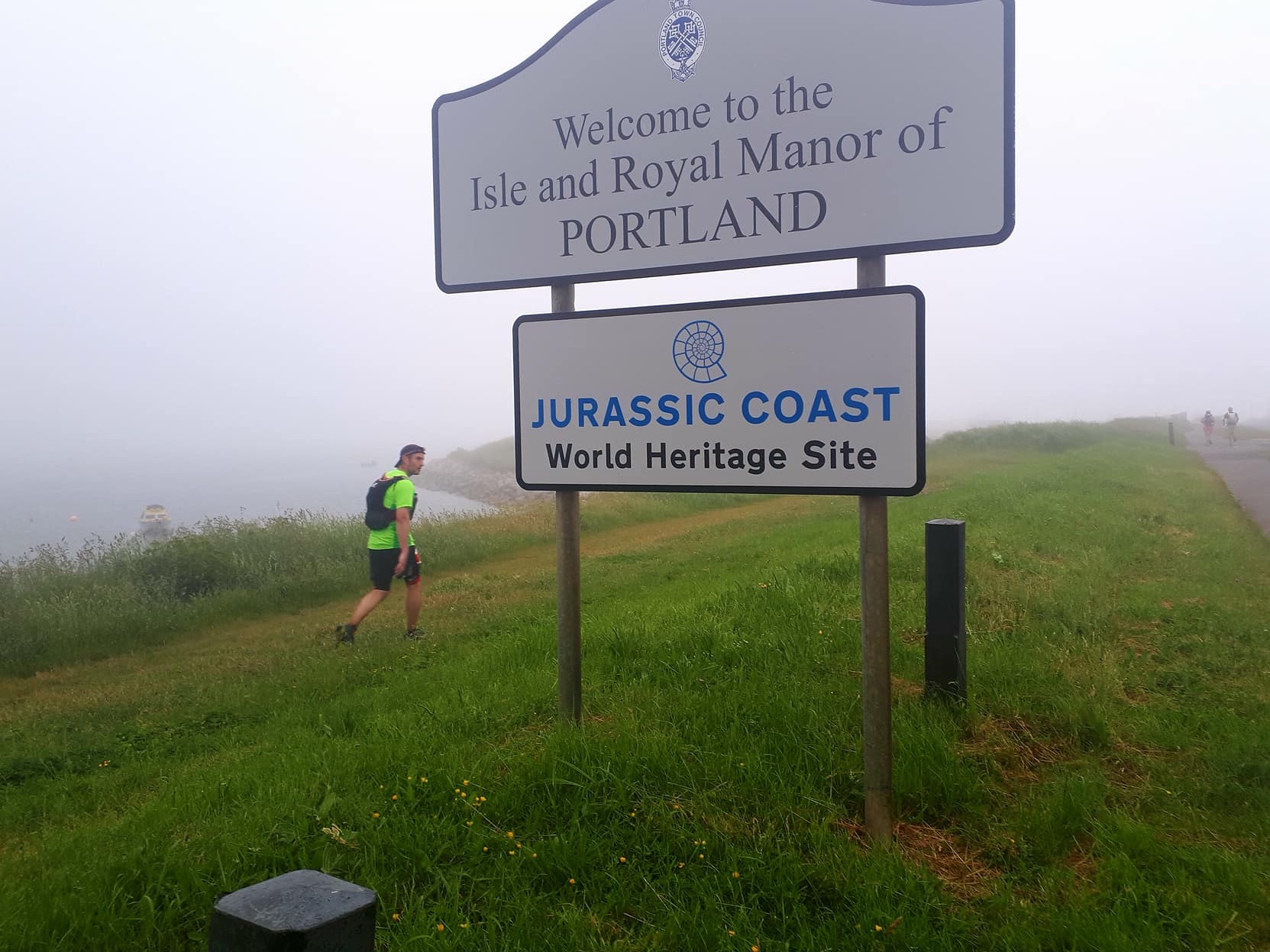 Race Report: Jurassic Coast 100 Miler