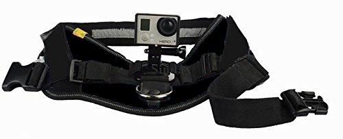 Qumox Fetch dog harness with camera mount