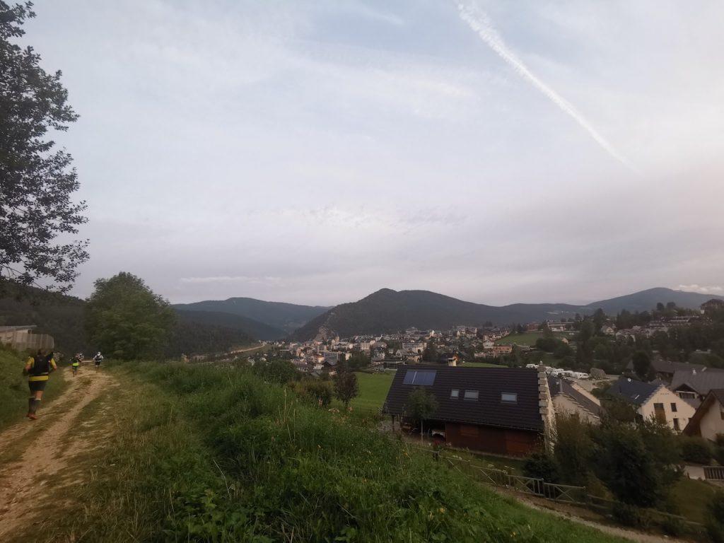 Approaching Villard-de-Lans